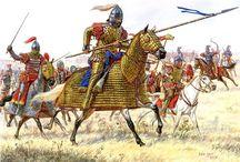 Byzantine Army and Art
