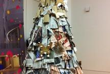 Obradoiro de reciclaxe de Nadal