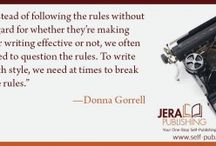Tips and Writing Motivation from Jera Publishing