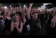 Flashmobs / Blijft bijzonder !