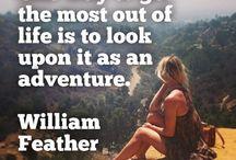 Quotes About Adventure / Adventure Quotes
