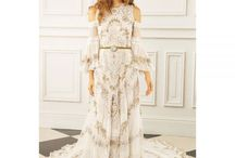 wedding dress / Wedding dress inspirations.