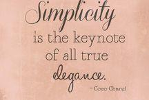 Chanel, Champagne & Dior