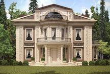 Фасад классика
