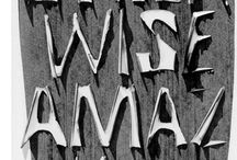 Verweerde letters