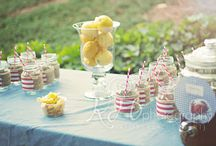 Low Country Boil / Cass & Craig's Rehearsal Dinner / by Sharon Seagle