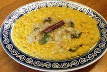 Recipes - Lentils & Dals