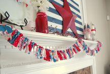 Amer-I-CAN!! / Cute Americana crafts / by Hailey Dundas