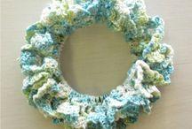 ネット編み