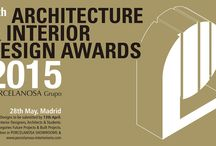 VIII Premios de Arquitectura e Interiorismo / 8th Arquitecture and Interior Design Awards / Premios Porcelanosa de arquitectura e interiorismo (#PorcelanosaAwards) / by Porcelanosa Grupo