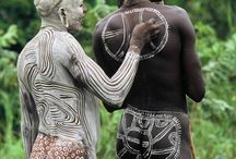 PRESENT DAY AND LOST TRIBES OF THE WORLD / Different Tribes and their Way of Life