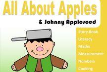 Apple Preschool Ideas