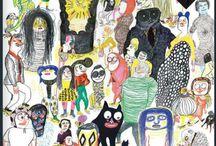Illustrations et affiches