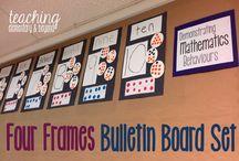 Four Frames displays