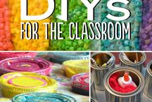 Decorating the Classroom / by Vanessa Easley