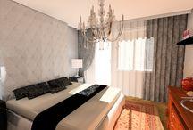 Bedroom / www.lauradesign.hu