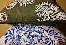 Fulham Lane Textile printing