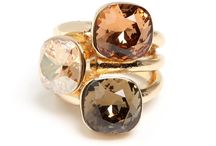 Work Jewelry: Rings / A collection of rings to be inspired by / by Heather Auclair