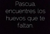 frases pascua