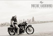 Engagement Photo Session | NICOLE GODDARD PHOTOGRAPHY / by Nicole Goddard