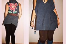 Upcycled Vintage Clothing / Clothing made from reclaimed materials, some of them are made by me. :)  Shop: www.etsy.com/shop/happymedium4eco  Website and Contact: Www.happymedium.webs.com  Instagram, Twitter, Tumbr: Happymedium4eco