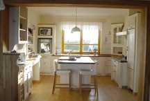 Kitchens / Our kitchens...