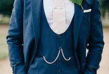 Wedding Suits / Wedding suit ideas by Sarah Elliott Photography