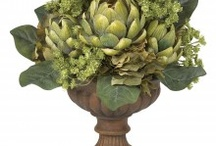 Artichokes, Acorns, Pomegranates, Pineapples and Pinecones / by Peggy Gibson