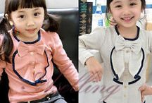 Little Girls Fashion / by Veronica Bloom