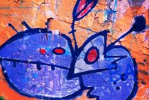 Street art / Colors