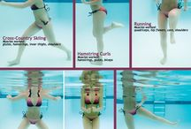Pool Exercises / by Claudia Crake