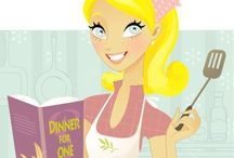 Articles on Food / by Diane Worthington