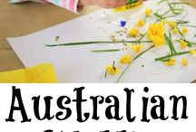 Australia Day craft and ideas
