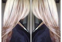 Beauty~Hair color/cut / by Nicole Davis