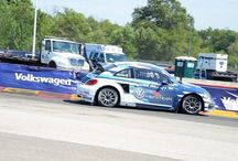 #VWGRC teammates both advance to the finals at #RedBullGRC DC - photo from vw