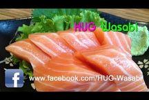 อาหารญี่ปุ่น HUG Wasabi ร้านอาหารญี่ปุ่นในเชียงใหม่