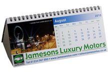 DL Desktop Calendars