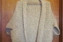 Háčkování a pletení / Háčkovaná kabelka
