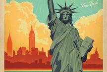new york design poster