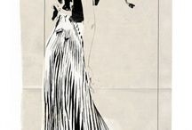 Fashion illustrators