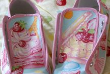 Painted Shoes | CRAFTS / Shoe painting