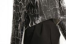 PROJET PROFESSIONNEL / Création d'une collection de vêtements