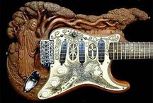 Cool looking guitars