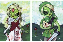 The Art of Zombies / by k.we