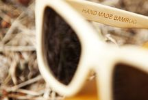 Sunglasses SS 2014 / El Naturalista launches a new collection of wooden handmade glasses for this Summer 2014.