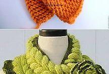 шапки і шарфи