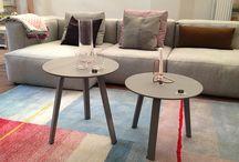 Hay / Hay is een relatief jong en hip Deens design merk. De collectie van Hay omvat meubels en accessoires in de innovatieve design stijl uit de jaren vijftig en zestig. Hay is sinds kort ook beschikbaar bij katoprojecten.nl