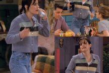 Monica Geller outfits