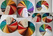 Color theory+deep autumn / by Victoria Callas