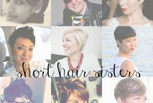 Short Hair Sisters / This board is dedicated to real women with short hair to post photos of themselves with their fabulous short hair!  **Please note that this board is not for posting photos of your favorite celebrities with short hair. This board is for photos of everyday women who have fabulous and inspiring short hair. Please pin accordingly!**  To be a contributor, email sarah@cablecarcouture.com and I'll add you! Be sure to check out my board Short Hair for more inspiration!  / by Sarah Ward